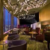 Malam Tahun Baru di Hotel Swissotel the Stamford Singapore.