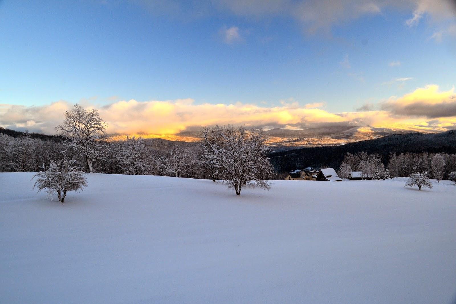Talvi Taustakuva