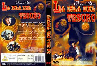 Carátula: La isla del tesoro 1972