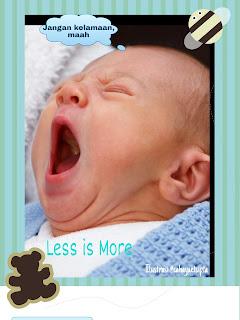 Memandikan Bayi sendiri dengan lactacyd baby
