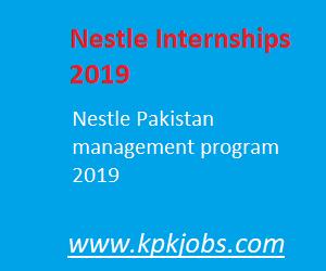 Nestle management program