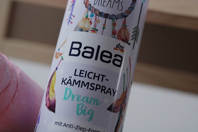 Balea Dream big lotion do włosów