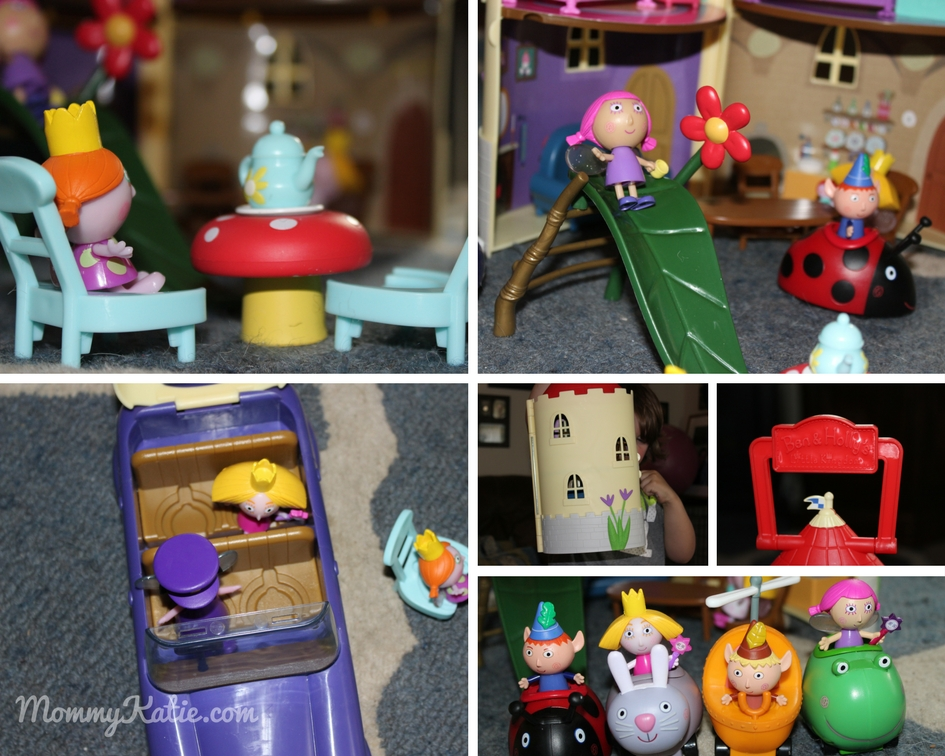 Ben /& Holly/'s Little Kingdom Talking Glow Holly Soft Tummy Princess Fairy Toy