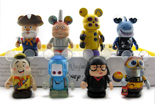 vinylmation pixar series 3