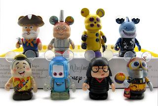 vinylmation pixar series 3