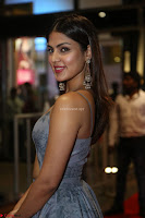 Rhea Chakraborty in a Sleeveless Deep neck Choli Dress Stunning Beauty at 64th Jio Filmfare Awards South ~  Exclusive 098.JPG