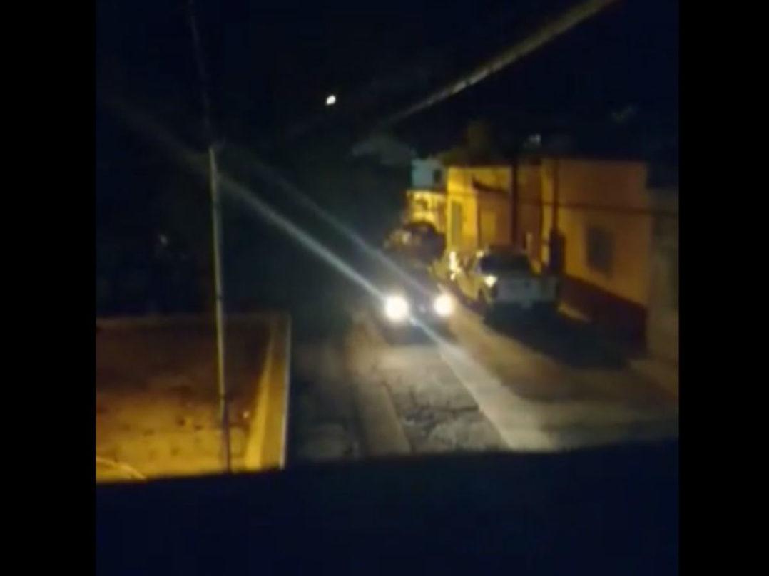 VIDEO: Pobladores reportan diversos tiroteos y enfrentamientos en municipio de Guanajuato