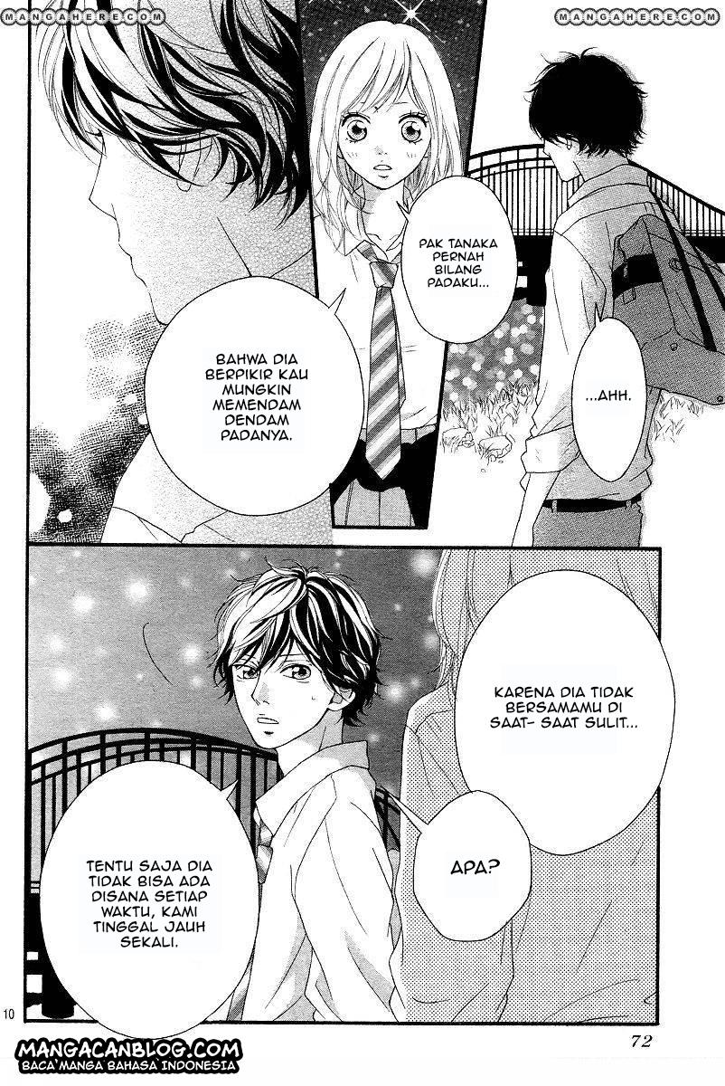 Ao Haru Ride Chapter 14-11
