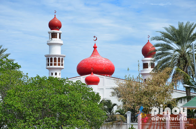 Taluksangay Mosque Masjid Zamboanga City