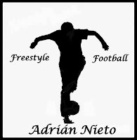 ADRIÁN NIETO freestyler football