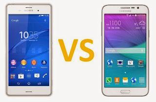 Sony Xperia atau Samsung Galaxy