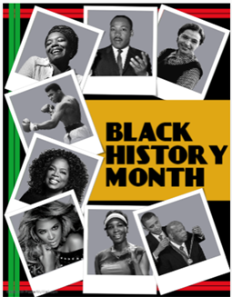 "The theme of Black History Month 2021 is ""The Black Family: Representation, Identity, and Diversity"