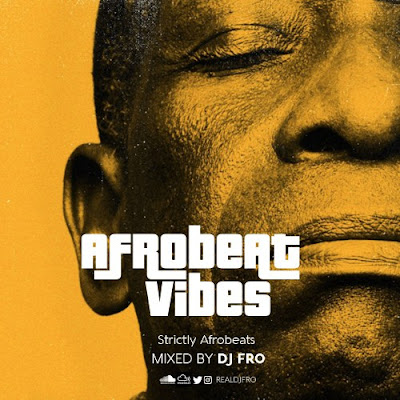 Download Mp3: DJ Fro – Afrobeat Vibes