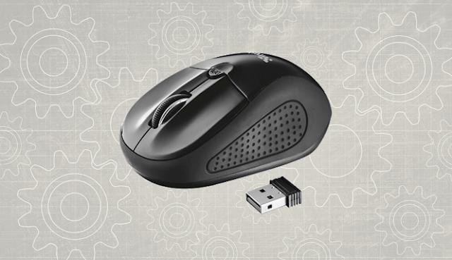 Kablosuz mouse, Trust Primo