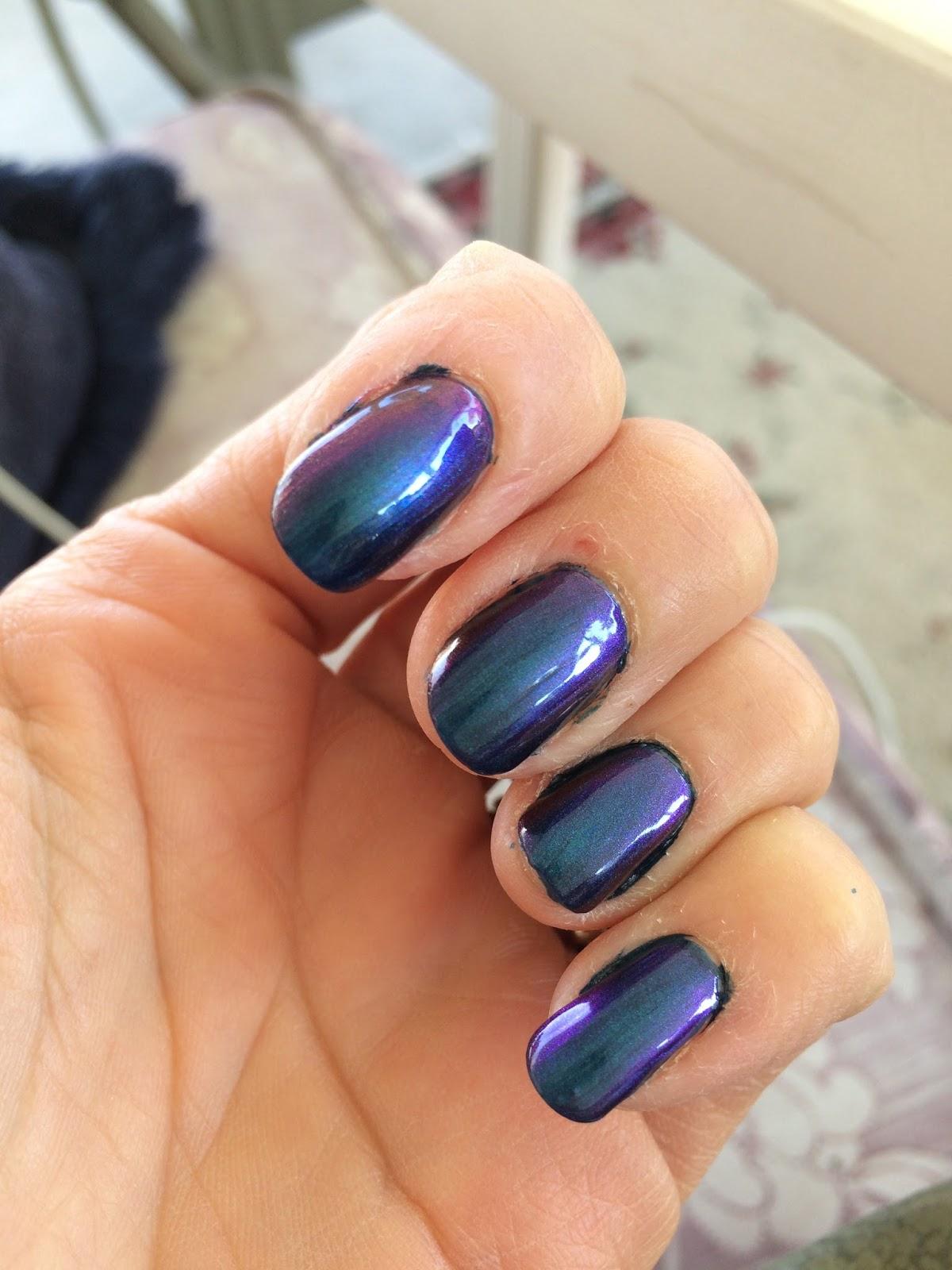 KB Shimmer Nail Polish