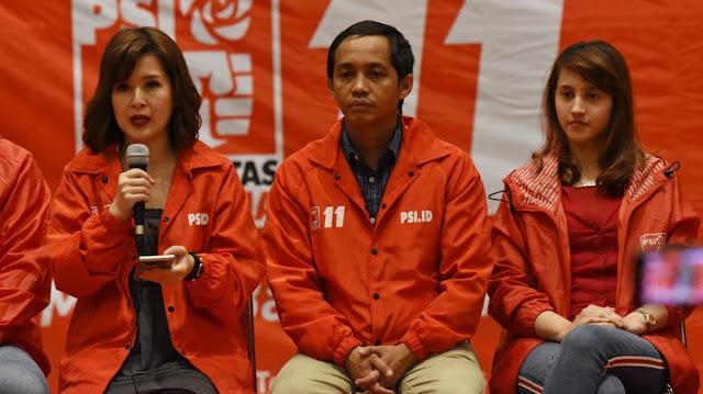Andi Arief: PSI Kelihatannya Dibentuk Untuk <i>Islamophobia</i>
