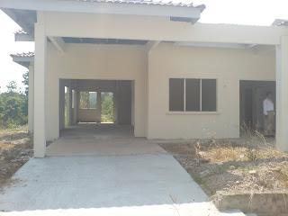 eilarazi: 'my aim' kediaman rumah baru kos sederhana