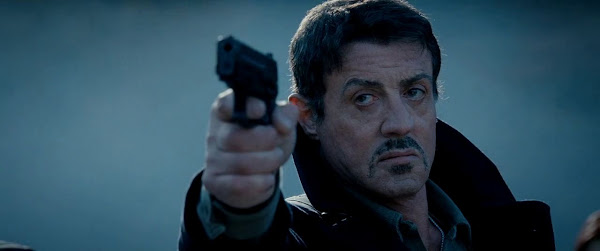 Screen Shot Of Hollywood Movie The Expendables 2 (2012) In Hindi English Full Movie Free Download And Watch Online at worldfree4u.com