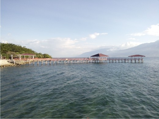 Jalan-Jalan Ke Taipa Beach Palu Yanikmatilah Saja