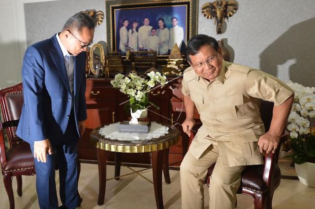 Adik Zulhas Ditangkap KPK, Prabowo Mesti Hati-hati