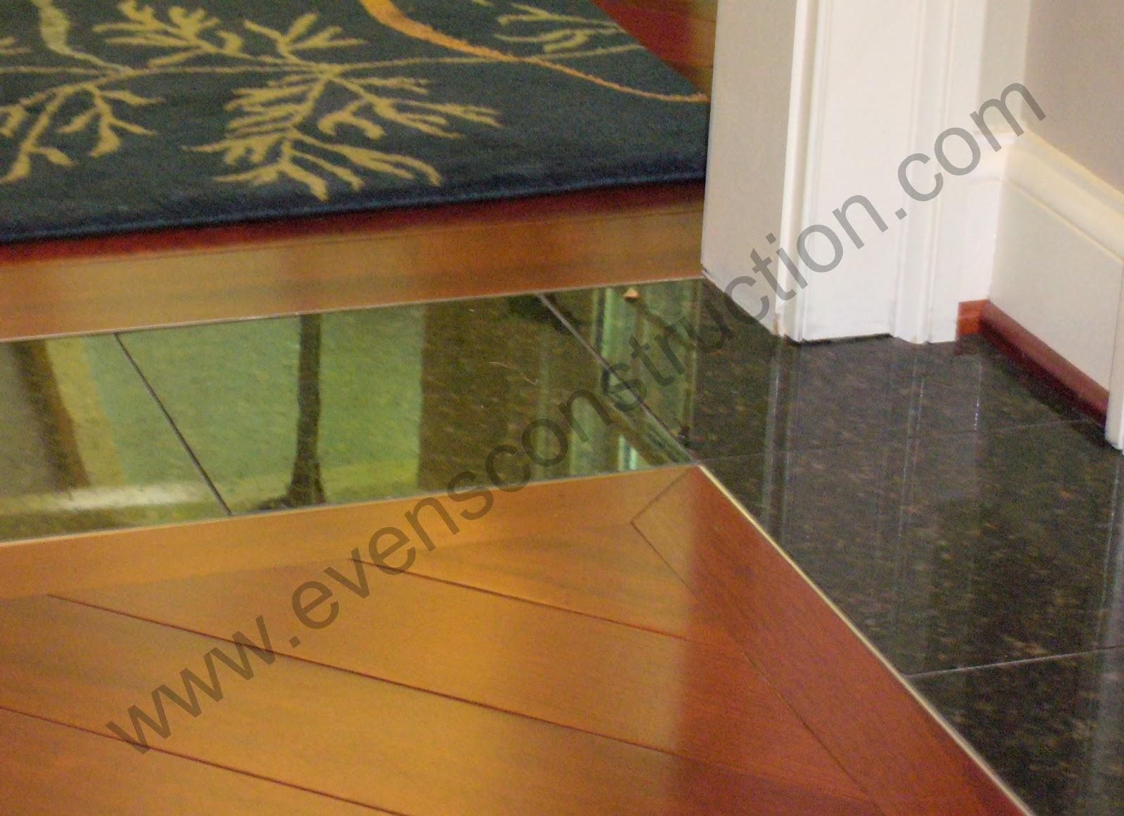 Evens Construction Pvt Ltd: Granite Flooring