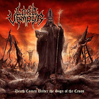 "Ο δίσκος των Lord Vampyr ""Death Comes Under the Sign of the Cross"""