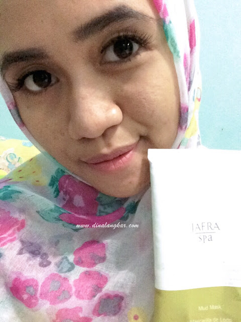 Mud Mask Jafra (Review)