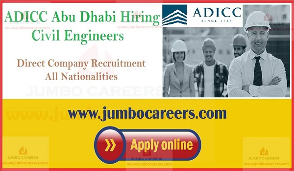 Recent UAE Engineers jobs with salary, Current Abu Dhabi jobs,