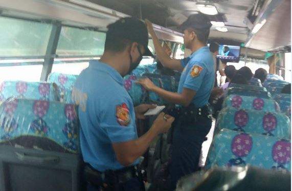 "PNP launches ""Spot Checking"" campaign"