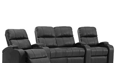 for sale elite home theater seating curved loveseat cuddle couch