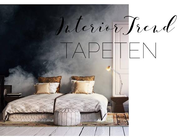 Tapeten & Co. der Trend für zuhause!
