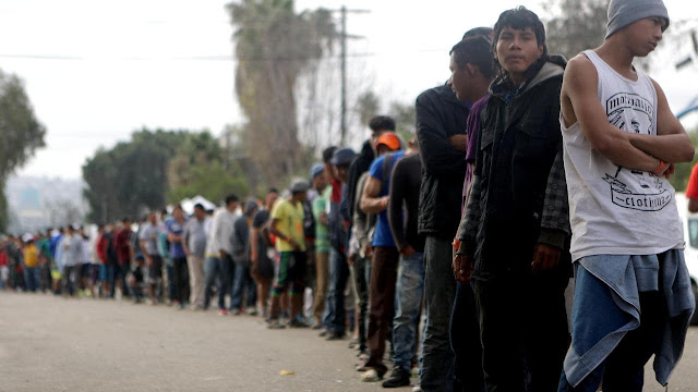 Mexico will Hold US-bound Refugees While Claims Processed | Donald J. Trump
