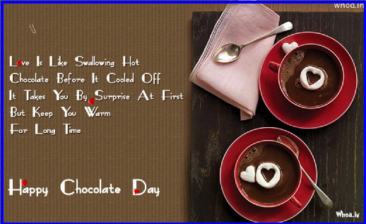 Chocolate Day Images For Couples