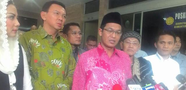 MUI Dituding Tidak Lakukan Klarifikasi Keluarkan Fatwa Ahok Menoda Agama Islam