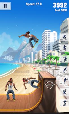 لعبة Flip Skater للاندرويد, لعبة Flip Skater مهكرة, لعبة Flip Skater للاندرويد مهكرة, تحميل لعبة Flip Skater apk مهكرة