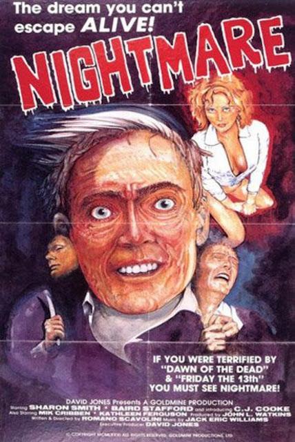 Poster película Nightmare