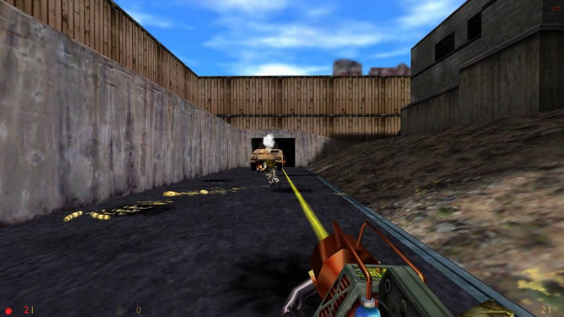 Free Download Half-Life PC - omahunduh.com