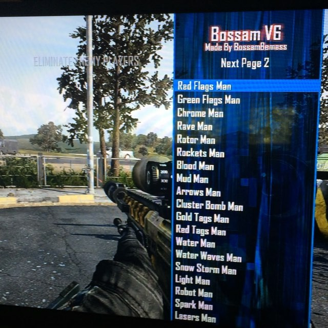 Bo2 pc mod menu | [Detected] Black Ops 2 MOD MENU /ONLINE & [ PC