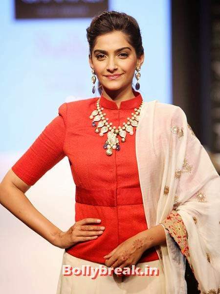 Sonam Kapoor, Who was Bollywood's BEST DRESSED actresses of 2013?