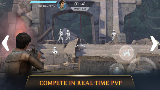 screen520x924%2B%25281%2529 HACK Star Wars: Competitors™ v1.13.8 +3 [No Skill Cooldown + More] Technology