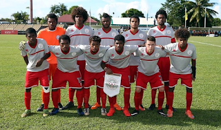 New Caledonia squad time table of matches