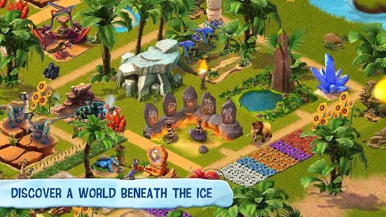 Ice Age: Village Apk+Data Free on Android Game Download