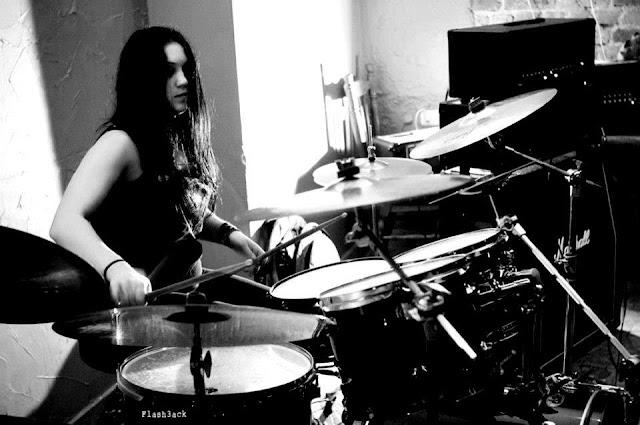 Ladies of Metal: Joanna Gumulak (Oblivion), Ladies of Metal, Joanna Gumulak, Oblivion