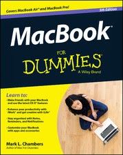 MacBook For Dummies, 5th Edition