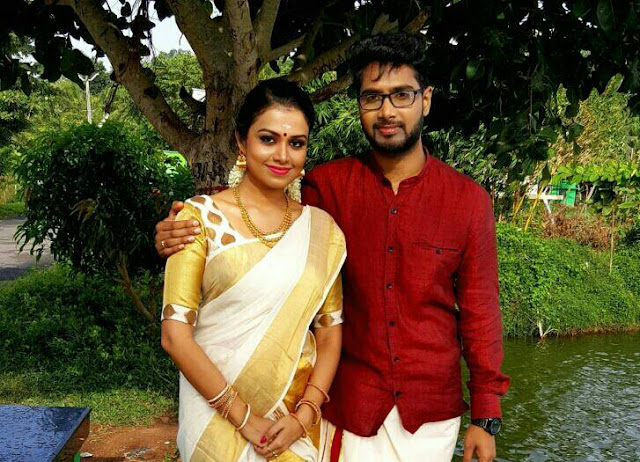 Actress Sonu Satheesh Kumar marriage