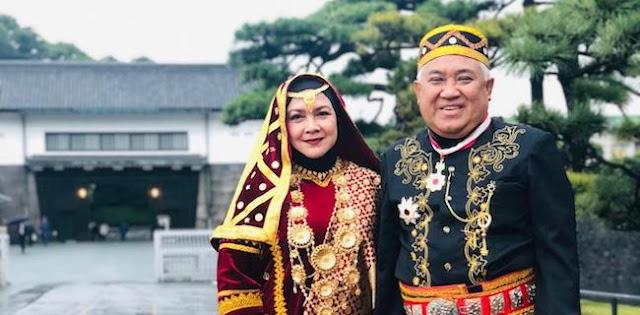 Din Syamsuddin Dianugerahi Bintang Jasa Dari Kaisar Jepang