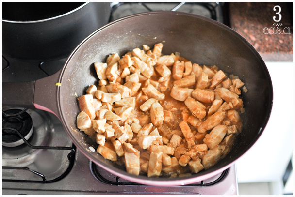 receita de estrogonofe de frango