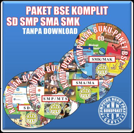 Kumpulan Buku Paket Bse Kurikulum 2013 dan KTSP 2006 Lengkap