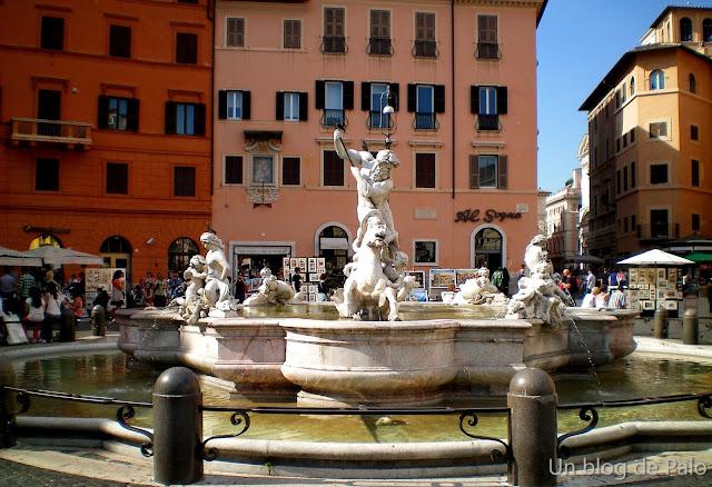 Roma fuentes
