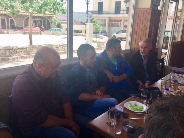Περιοδεία στελεχών του ΣΥΡΙΖΑ σε κοινότητες του Νομού Αργολίδας
